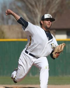 Cougars split 5-4 games at Miles City