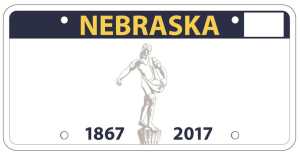 Nebraska DMV adjusts sower for second license plate design
