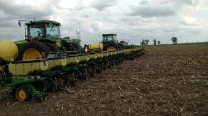 Cooler, Wetter for Planting in Midwest