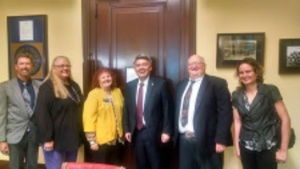 Panhandle representatives attend Ports to Plains meeting in DC