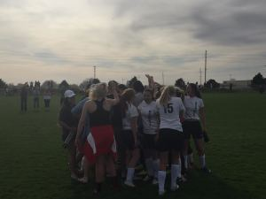 Scottsbluff girls capture first district soccer title in 12 years(With Audio)