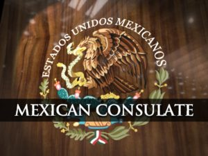 Mexican Consulate services available in Scottsbluff on Saturday