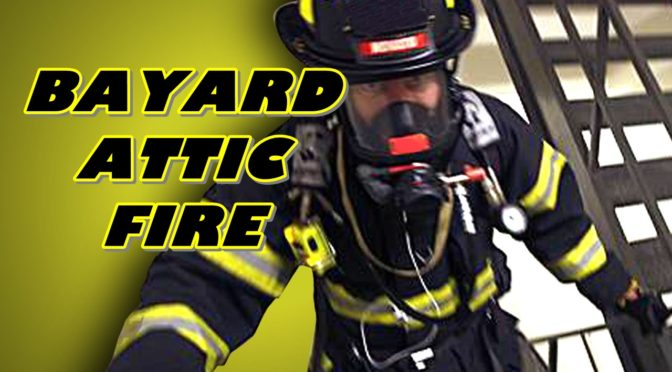 Bayard attic fire