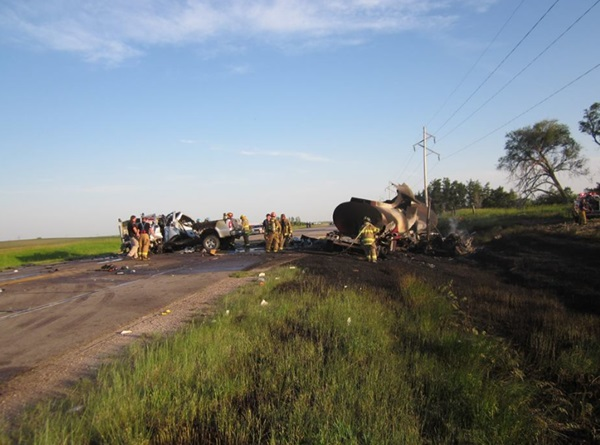 Courtesy Lincoln County Sheriff S Office Photo 6 Pickup