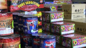 Seven state recreation areas will allow fireworks on July 4