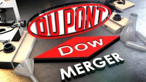 DUPONT REPORTED TO BE SELLING ITS HERBICIDE BUSINESS