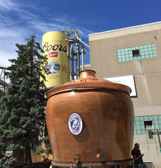 RRN/Coors Brewery Tour in Golden.