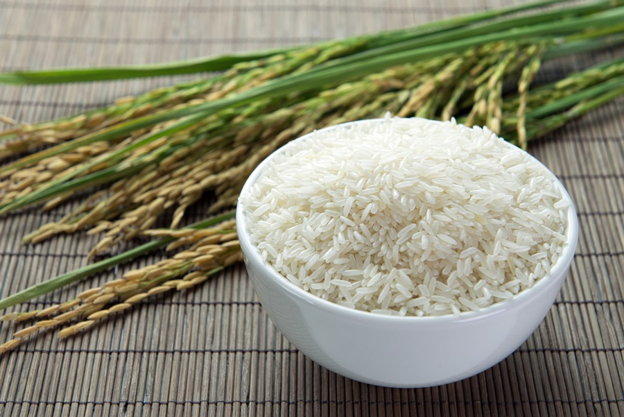 China Buys First-Ever U.S. Rice
