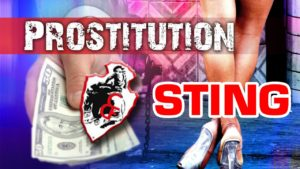 15 arrested in prostitution sting during Frontier Days
