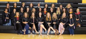 Pinning welcomes graduates to nursing profession