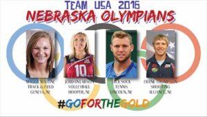 Fischer congratulates Nebraskans competing in 2016 Olympics