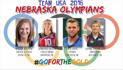 Courtesy/ Nebraska Olympians.