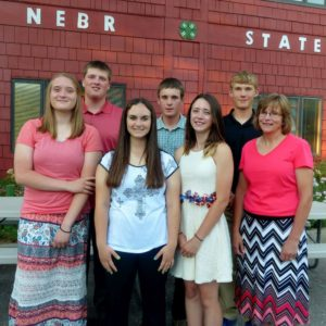 Annual NREA Youth Energy Leadership Camp held near Halsey