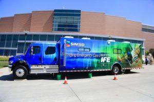 UNMC's Simulation in Motion Nebraska training program to be in Cozad this evening