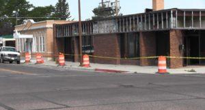 Building demolition begins for Downtown Plaza