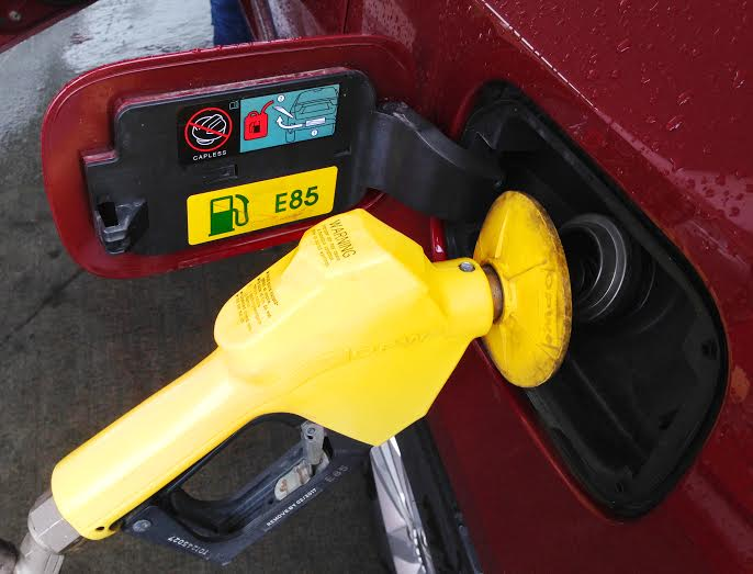 E85 for Just 85 Cents in Kearney