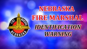 State Fire Marshal Provides Warning/Guidance