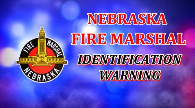 Fire Marshal Warning