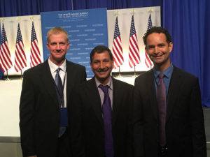 K-State faculty participate in White House Summit on Global Development