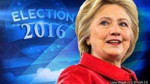 Thursday events provide differing opinions of Democratic nominee Hillary Clinton