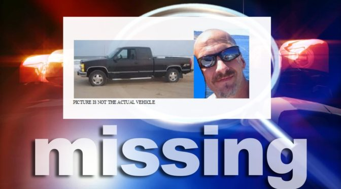 Missing person Martin D. Fritzler