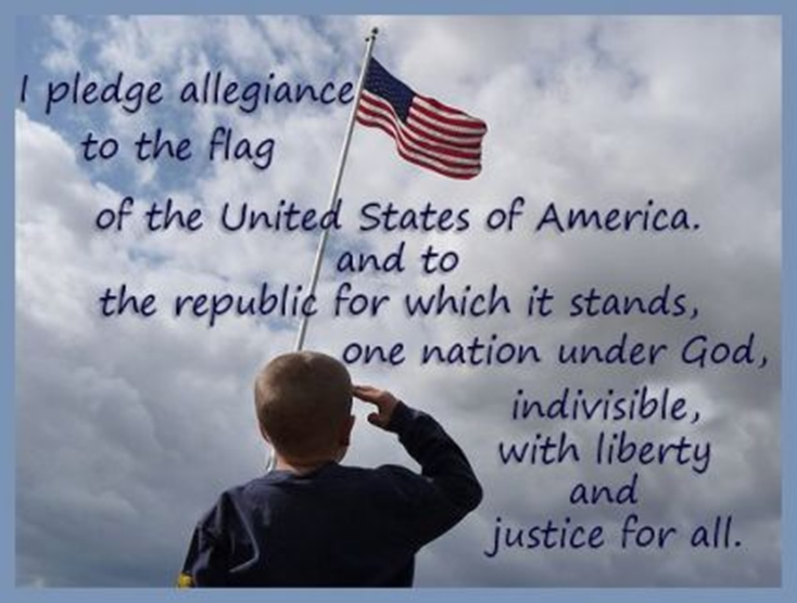 What Does The Pledge Of Allegiance Mean To Me Essay