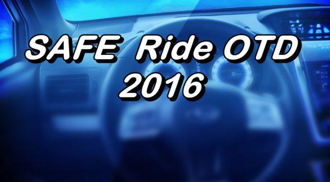 SAFE Ride 2016