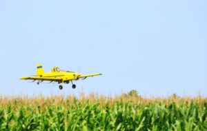 Pilot Killed in Crop-Duster Crash