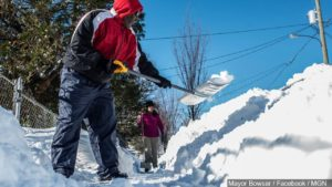 Gering considering modifications to snow ordinanace