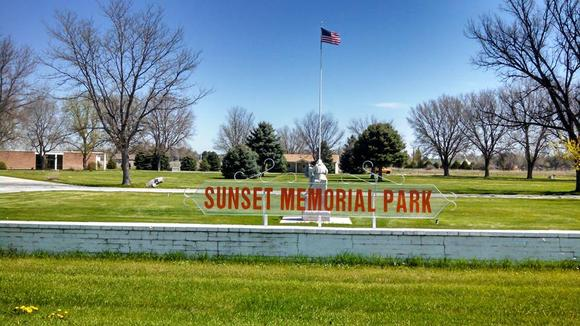 Sunset Cemetery Burglary Being Investigated Kneb