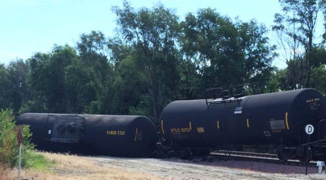 RRN/Aurora Train Derailment 7-25