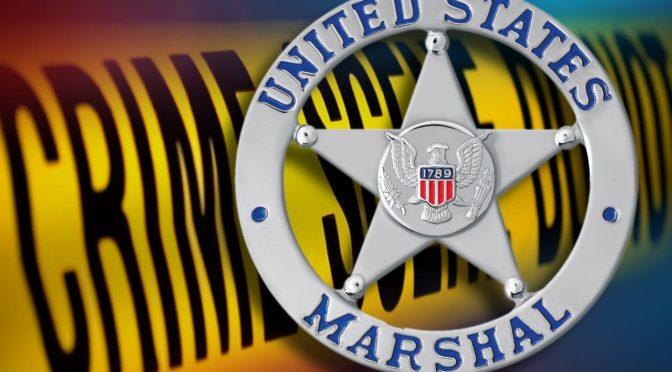 US Marshal crime scene