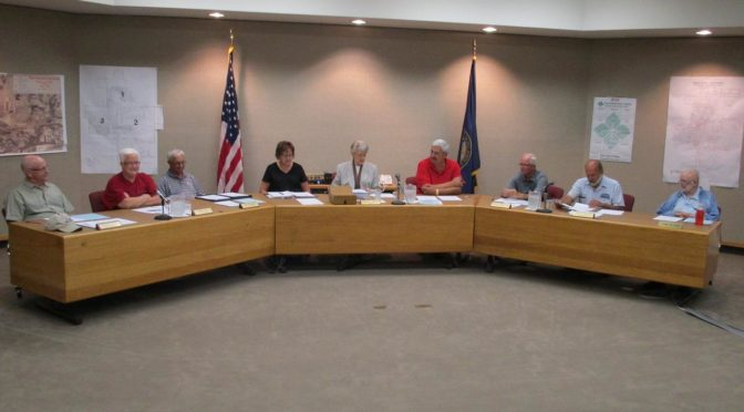 West Point City Council 7-5-16