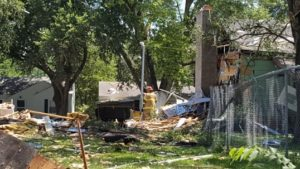 House Explosion In Benson Leaves One Woman Dead