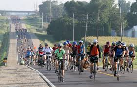 RAGBRAI Cyclist Killed In Collision With Pickup
