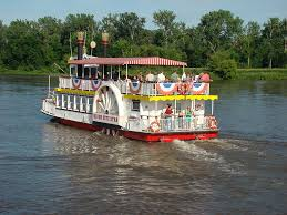 Riverboat Loses Power, Drifts From Nebraska To Iowa