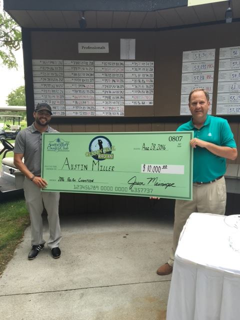Gering native Austin Miller shoots 64 to win Oregon Trail Pro-Am