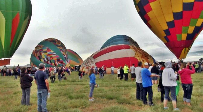 File photo: 2015 Old West Balloon Fest (Strang/RRN/KNEB)
