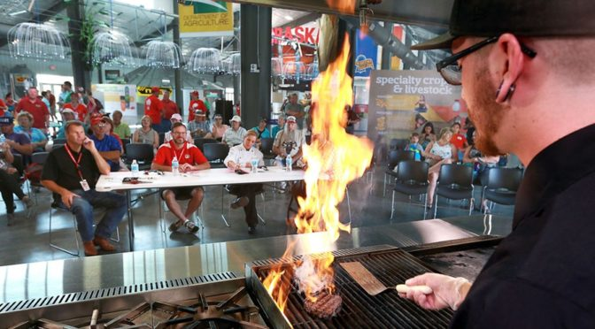 "The  ""Beef Masters Culinary Challenge"" will be presented by the Nebraska Beef Council and Central Community College in Hastings on Friday, Sep 2nd at the State Fair. (Courtesy of Ne Beef Council)"