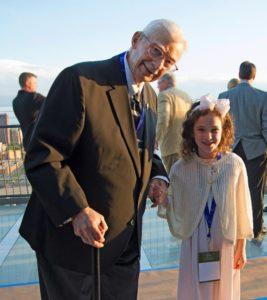 DU honors longtime supporter Bob Marcotte