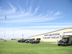 Commemoriation of 15th Anniversary of 9-11 at Heartland Museum