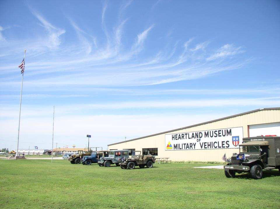 Commemoration of 15th Anniversary of 9-11 at Heartland Museum