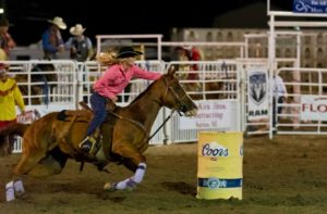 (AUDIO) World champs, Husker favorites to compete in Hastings rodeo