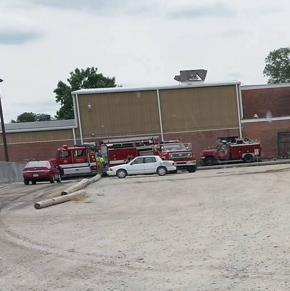 Small fire in Arapahoe school building, classes dismissed