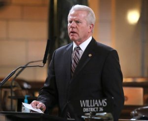 Sen. Matt Williams to run for Speaker of the Nebraska Legislature