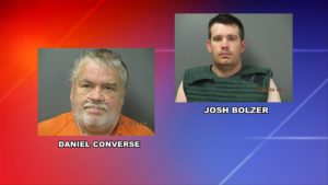 Bolzer prelim delayed, Continuance requested in Converse case