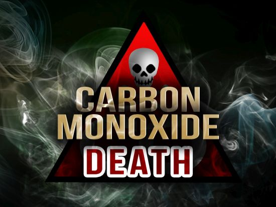 Man dies, 8 more people treated for carbon monoxide