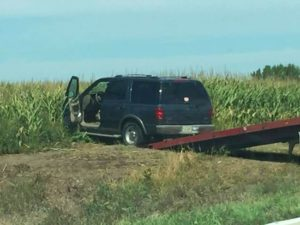 Four arrests made in Seward County pursuit