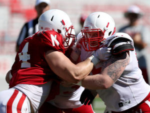 Husker Defense Continues Momentum After Fall Camp; Reilly and Gerry Suspended