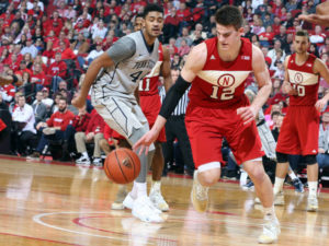 Huskers Open Big Ten Schedule at Indiana
